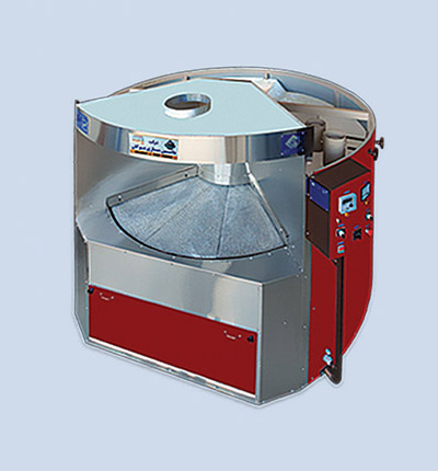 BREAD BLAKING MACHINE WITH INDIRECT HEATING